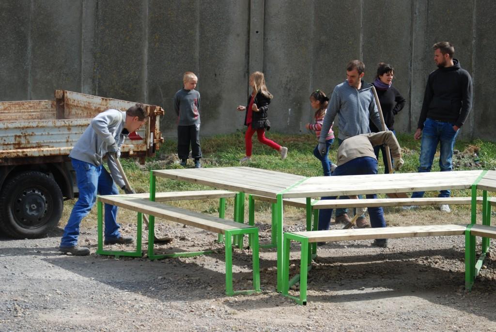 Calais grande table 3