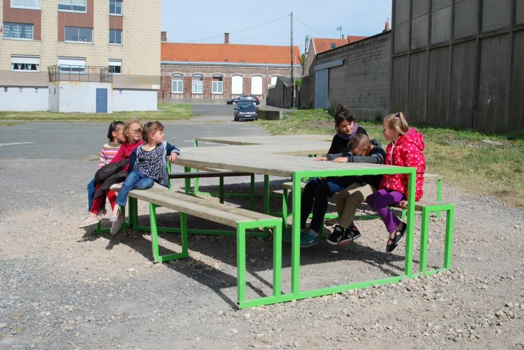 calais grande table