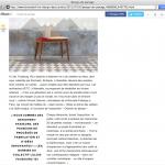 le monde design de partage faubourg 132