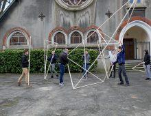 La Flèche, au temple de Liévin